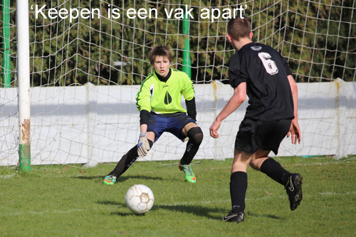 Keepen is een vak apart