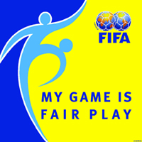 Logo FIFA fairplay